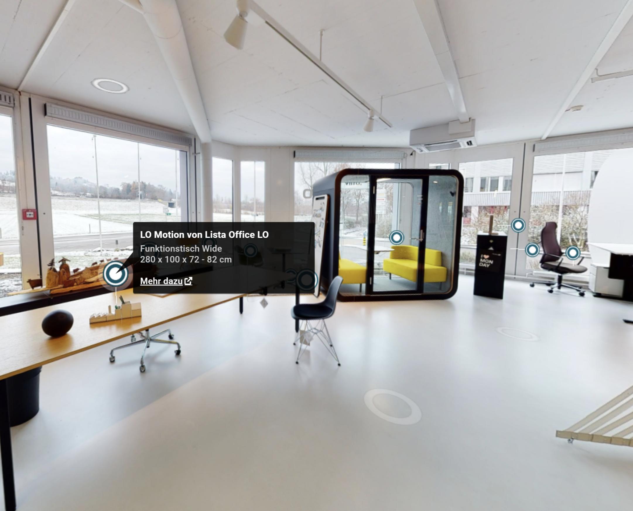 Screenshot Lista Office 1